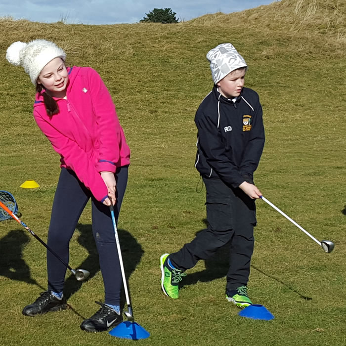 Kid's Golf Lessons